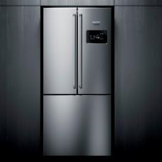Geladeira Brastemp Gourmand Frost Free Side Inverse 540 Litros Inox Com Ice Maker - Bro81ar 110v