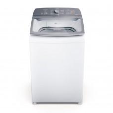Máquina De Lavar Brastemp 12kg Branca Água Quente Com Ciclo Tira Manchas Pro E Ciclo Antibolinha 110v