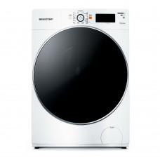 Lava E Seca Brastemp 10,1kg/6kg Branca Água Quente Com Ciclo Tira Manchas Pro E Ciclo 1h Pronto Para Vestir 110v