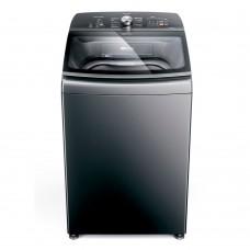 Máquina De Lavar Brastemp 12kg Titânio Água Quente Com Ciclo Tira Manchas Pro E Ciclo Antibolinha 220v