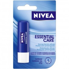 Hidratante Labial Lip Care Nivea Essencial 4,8g