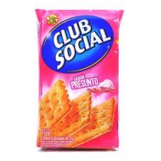 Biscoito Club Social 23,5g Presunto