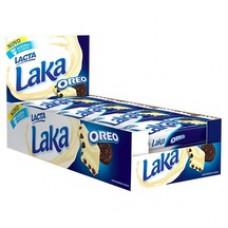 Chocolate Lacta Laka C/ Oreo 20g