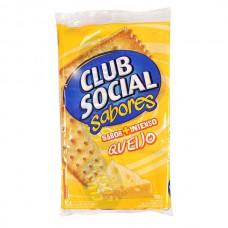 Biscoito Club Social 23,5g Queijo