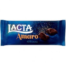 Chocolate Lacta Tablete 135g Amaro