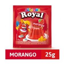 Gelatina Royal 25g Morango
