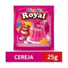 Gelatina Royal 25g Cereja