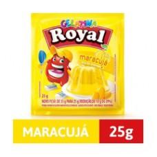 Gelatina Royal 25g Abacaxi