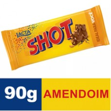 Chocolate Lacta Tablete 90g Shot
