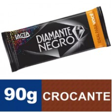 Chocolate Lacta Tablete 90g Diamante Negro