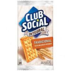 Biscoito Club Social 24g Integral Tradicional