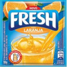 Refresco Fresh 10g Laranja