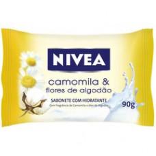 Sabonete Hidratante Nivea Camomila/algodão 90g