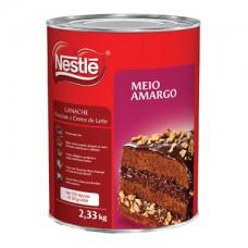 Ganache Meio Amargo 2,33kg