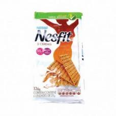 Biscoito Salg Nesfit 3 Cereais 126g