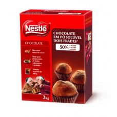 Chocolate em Pó 50% Cacau 2kg