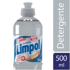 Lava Louça Limpol 500ml Cristal