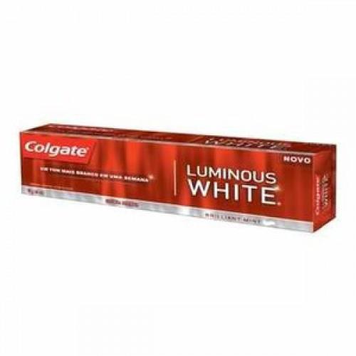 Ndays Creme Dental Colgate Luminous White Branqueador 70g