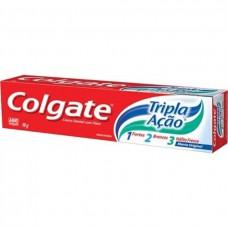 Colgate Tripla Ação Original Creme Dental Com Flúor 90g