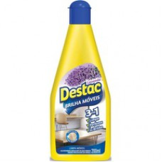 Lustra Moveis Destac 200ml