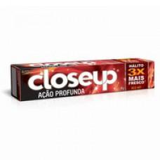 Gel Dental Close Up Ação Profunda Red Hot 90g