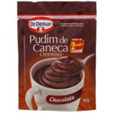 Pudim Caneca Chocolate Dr. Oetker 40g