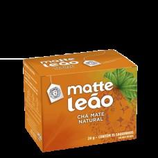 Cha Matte Natural Sache 1,6g C/25 - Leao
