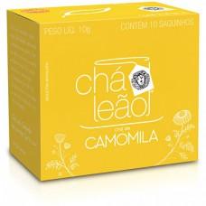 Cha De Camomila Sache 1g C/10 - Leao
