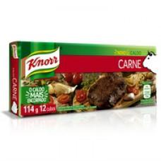 Caldo Knorr Carne 12 Cubos 114g