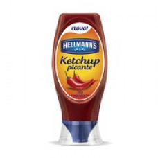 Ketchup Hellmann´s Picante Squeeze 380g