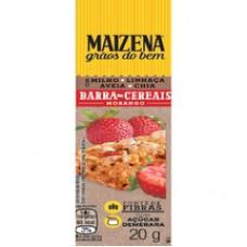 Maizena Barra Cereais Morango