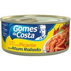 Atum Gomes Da Costa 170g Ralado Picante