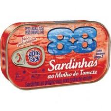 Sardinha 88 125g Tomate