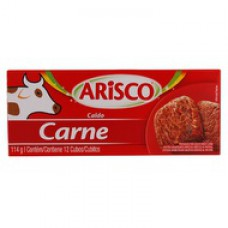 Caldo Arisco Carne 12 Cubos 114g