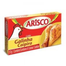 Arisco Caldo Galinha Caipira 57g
