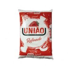 Acucar Refinado 1kg - Uniao