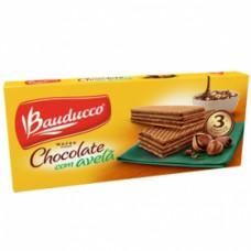 Biscoito Waffer Bauducco Chocolate E Avela 140g