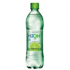 H2oh Limao C/ Gas 500 Ml C/12