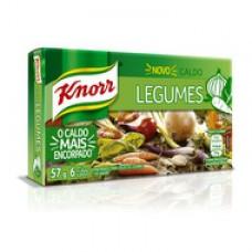 Caldo Knorr Legumes 6 Cubos 57g