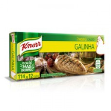 Caldo Knorr Galinha 12 Cubos 114g