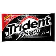 Goma Trident Fresh Intense Unit 8g