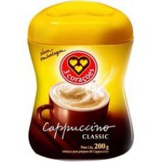 Cappuccino 3 Coracoes 200g Class.
