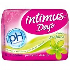 Absorvente Proteção Intimus Days C/abas 15un
