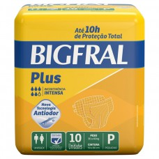 Bigfral Plus P 10 Unidades
