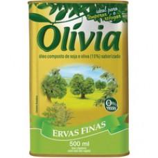Oleo Composto Olivia 500ml E.rvas Finas