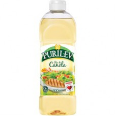 Oleo De Canola Purilev 900ml Pet