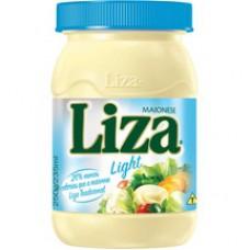 Maionese Liza 250g Light