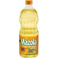 Oleo De Girassol Mazola 900ml Pet