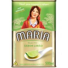 Oleo Composto Maria 500ml. Limao