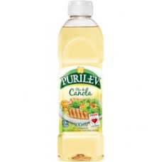 Oleo De Canola Purilev 500ml Pet